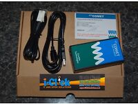 CTI Comet USB Caller ID Telephone Modem Crucible 4 Epos & Call Management