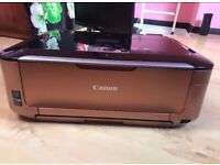 Canon Printer/Scanner with selection of new inks