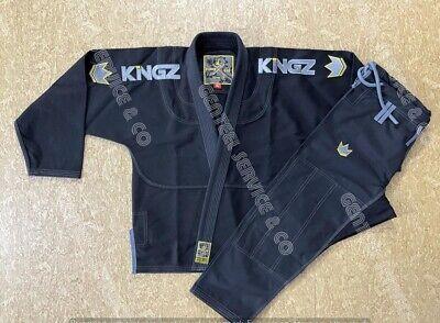 Kingz brazilian jiu jitsu uniform Best bjj gis Unisex A3 size Branded bjj kimono