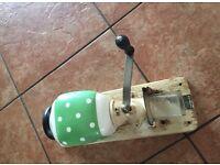 Original Armin Trosser vintage coffee grinder
