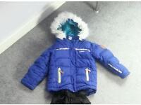 Age 4 winter coat