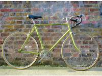 Beautiful Fast lightweight Single Speed Freewheel, not fixie bike, Serviced,