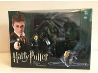 Harry Potter: Luna Lovegood and Thestral figures, brand new in sealed box