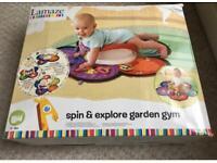 Lamaza Spin & Explore Garden Gym