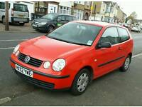 VW Polo 1.2 not vauxhall Corsa astra punto fiat Peugeot citreon ford fiesta audi bmw