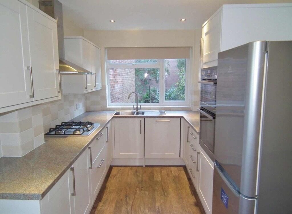 really spacious 2 bed split over 2 floors, Furniture is flexible
