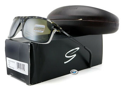 853fcf27646e Serengeti RIVOLI 7766 Sunglasses | Satin Black Tort / Polarized 555nm Glass  Lens