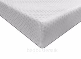Memory Foam Reflex Orthopedic Mattress 3FT - SINGLE 90CM X 190CM