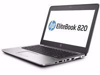 "HP Elitebook 820 12.5"" Intel Core i5 5300, 4Gb, 320Gb - Windows 10 Pro"