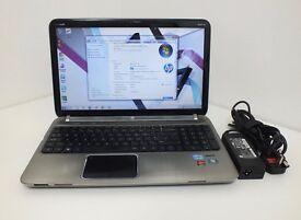 "HP Pavilion DV6 Intel Core i3 Laptop / 15.6"" / 6gb RAM / 500gb HDD / Beats Audio"