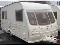 AVONDALE DART 5 BERTH DOUBLE END BEDS AWNING