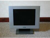 """Proview 14"""" LCD Flat Screen Computer Monitor with Integrated Speakers"""