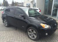 2010 Toyota RAV4 Sport V6 AWD  Cuir + Toit / Leather + Roof