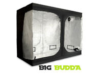 GROW TENT [1.2m by 2.4m width/length by 2m tall] [BUDDA ROOM BRAND, NEW, BOXED ITEM]