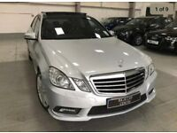 Mercedes E350 CDI AMG Sport, fully loaded, 2010, Pan Roof, Sat Nav, Heated Seats, etc