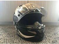 Motorbike helmet MEDIUM 58-59cm (HJC R-PHA 10 Plus Furia)