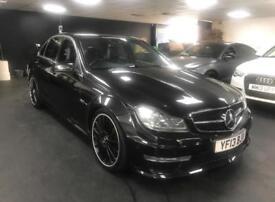 Mercedes-Benz C Class 6.3 C63 AMG MCT 7S 4dr **SATNAV* SUNROOF*. 2 OWNERS**