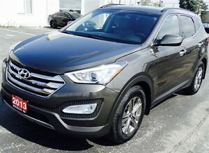 2013 Hyundai Santa Fe 2.4L FWD Low Kms! Kitchener / Waterloo Kitchener Area image 4