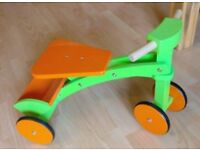 Chad Valley Toddlers Wooden Trike £10 ono