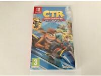 Nintendo Switch Crash Team Racing
