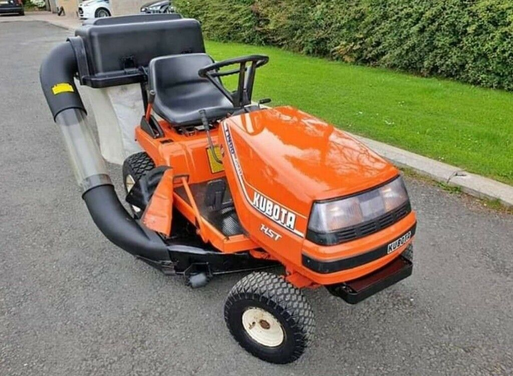 Kubota t1400 ohv ride on tractor mower | in Banbridge, County Down | Gumtree