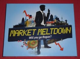 'Market Meltdown' Board Game