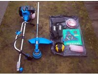 52cc Petrol Brushcutter / Stimmer - As new