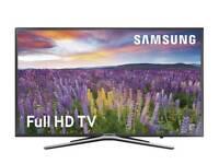 "Samsung Ue43ku6670 43"" Curve Smart Ultra HD led free view tv."