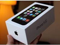 iphone 5s 16gb Space grey brand new on 02