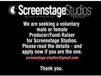 Voluntary Role: Theatre Company Producer wanted asap