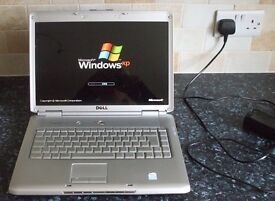 Dell Inspiron 1520 Laptop, Windows XP, Office 97