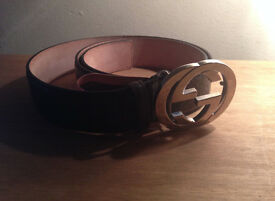 Brand New GUCCI Belt (Authentic) 'Brown'