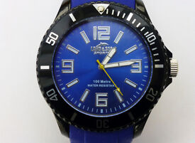 Gents 100M Land and Sea Waterproof Watch