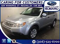 2012 Subaru Forester Convenience Pkg * AWD, HEADED SEATS*