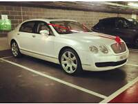 Bentley Flying Spur / Mercedes C63 Amg / Nissan GTR / Wedding Car / Chauffeur / Luton Van Hire
