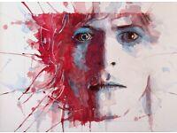 The Prettiest Star : Bowie