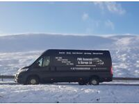 Man with a large van 4 man team from £15 Glasgow for sale  Cumbernauld, Glasgow
