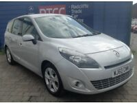 2010 (60), Renault Grand Scenic 2.0 TD Dynamique TomTom 5dr MPV, AA COVER & AU WARRANTY, £3,295 ono