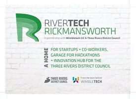 Brand new affordable coworking in Rickmansworth, Hertfordshire - from only £65 per month!!