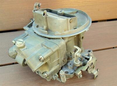 Holley List 4412-S 500 CFM Carburetor 2 Barrel Circle Track High Performance WOW
