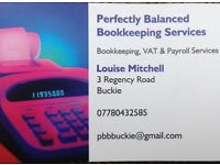 Perfectly Balanced Bookkeeping Services