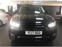 "Land Rover Range Rover Sport 3.0 SD V6 HSE Station Wagon 7 SEATS* 22""ALLOYS* PANROOF*"