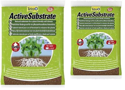 Tetra Plant Active Substrate 3 6L Bag Fish Tank Aquarium Healthy Planting Growth