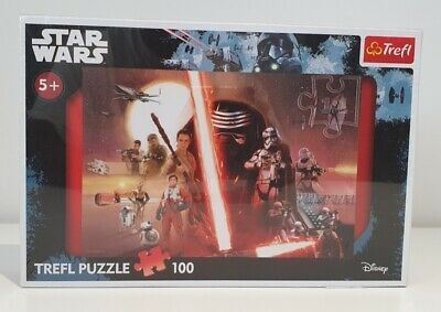 Star Wars Jigsaw Puzzle by Trefl Disney 100pcs Children 5+ NEW