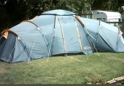 Tent Pegs 20.3CM X20 Via Mondo Lunar Glow In The Dark