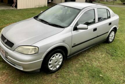 2003 Holden Astra - LOW kms RWC and Rego.