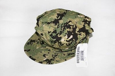 2 of NEW NWU Type III Navy Seal AOR2 UTILITY 8 Point CAP Hat MANY SIZES
