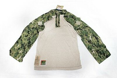 NEW NWU Type III Navy Seal AOR2 FROG COMBAT FR shirt top MANY SIZES