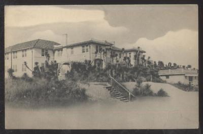 Postcard DAYTONA BEACH Florida/FL  North Cortez Tourist Hotel 1920's