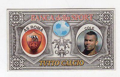 figurina BANCA DELLO SPORT TUTTO CALCIO 2014/2015 ROMA COLE